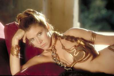 The Cult of Leia's Metal Bikini
