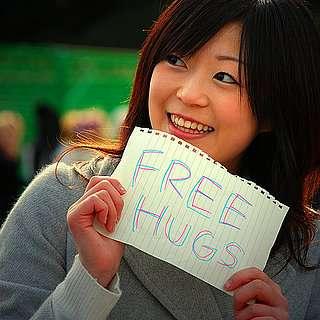 Human Hug Replications