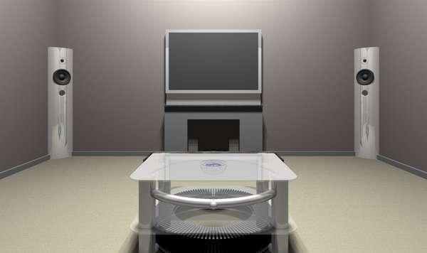 Multimedia Coffee Tables