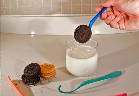 Cookie-Dunking Devices