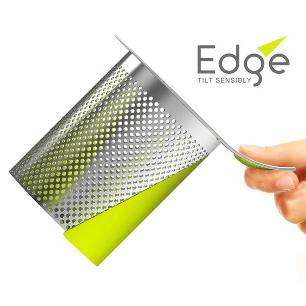the edge strainer