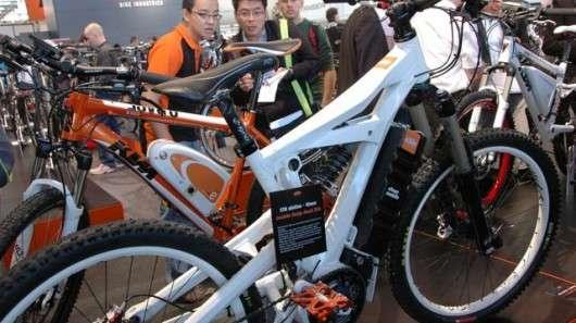 Motorized Mountain Bikes