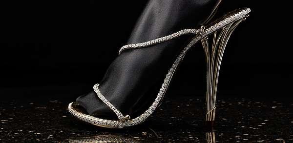 £100,000 Heels