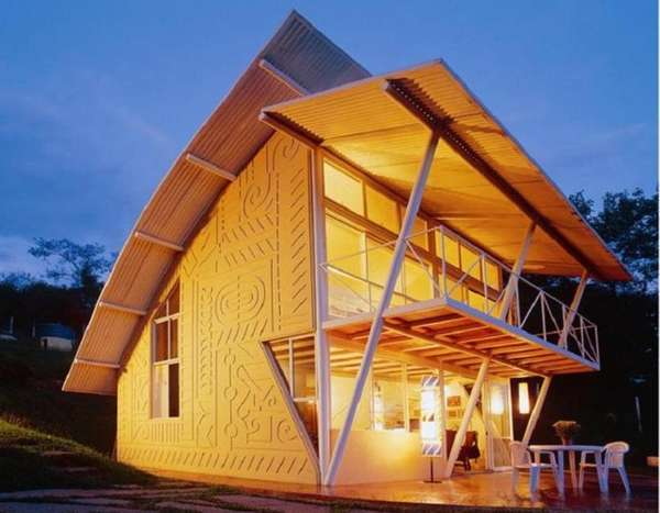 Recycled Residences