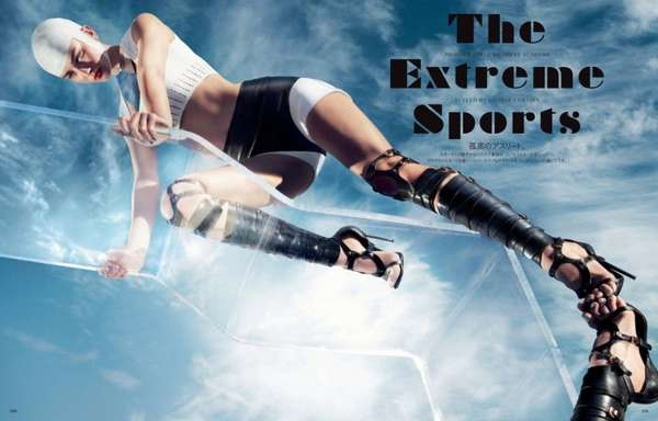 The Extreme Sports by Solve Sundsbo