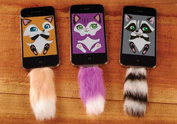 Furry Phone Accessories