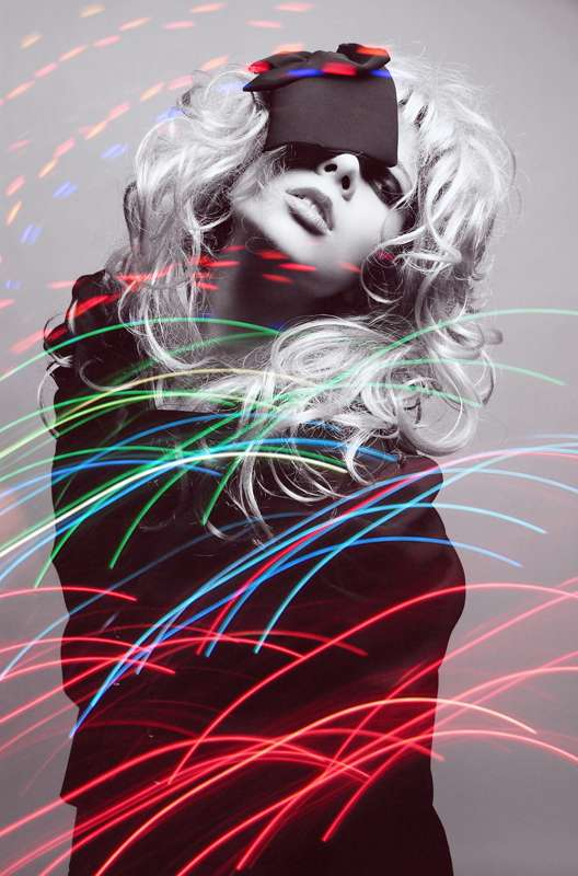 Light Graffiti Fashiontography