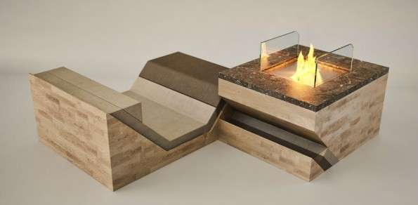 Hybrid Furniture Fireplaces