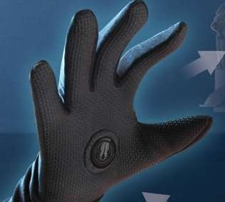 Magical Sci-Fi Gloves