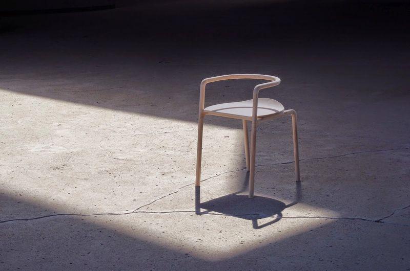 Poetic Wooden Seating