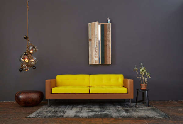Eclectically Contemporary Furniture