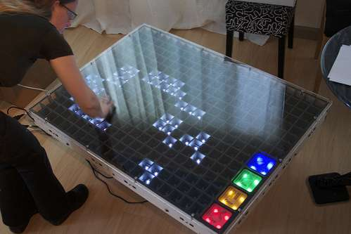LED Board Games