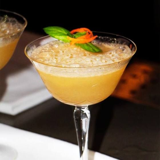 Indian-Inspired Cocktails