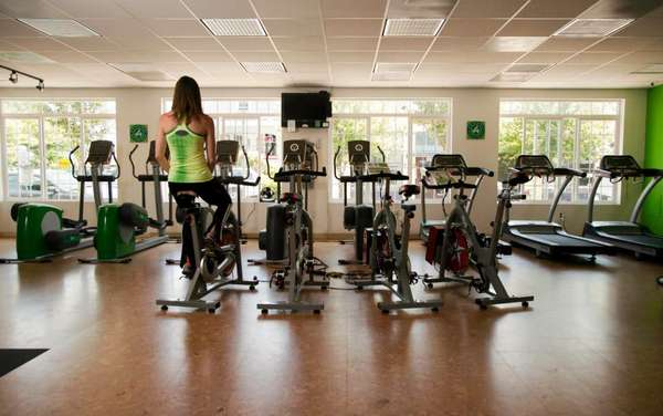 Energy-Generating Fitness Clubs