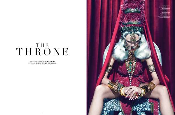 The Ground Magazine The Throne