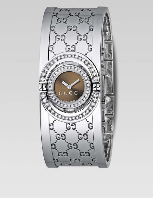 The Gucci Twirl Watch