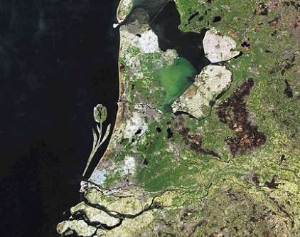 """The Hague"" Proposes Artifical Island"