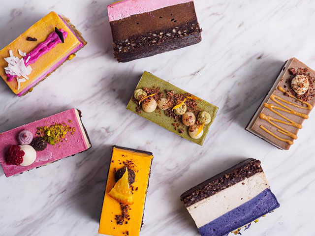 Indulgent Raw Vegan Desserts