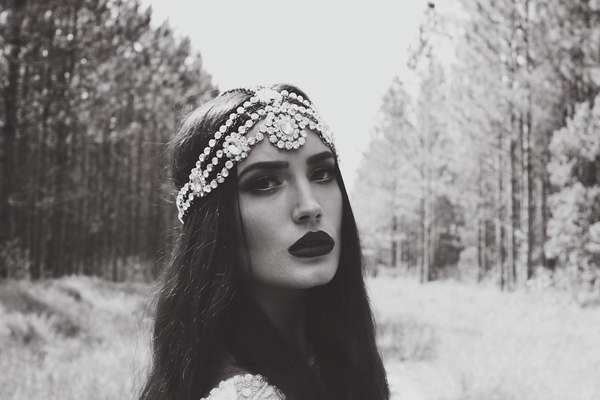 Forest Goddess Editorials