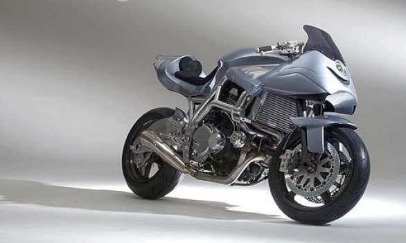 The Icon Sheene Superbike
