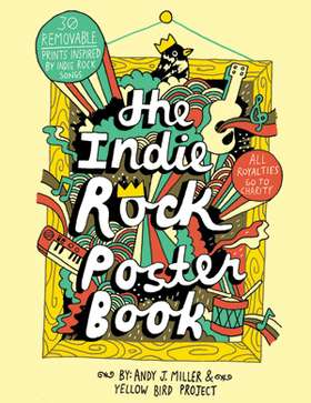 Rocking Hipster Poster-Books