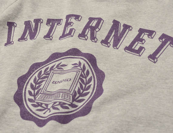 The INTERNET Shirts
