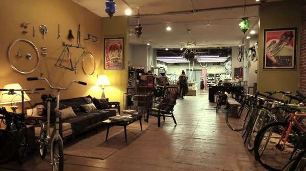 Bike Stores Bike Shop Lets Customers