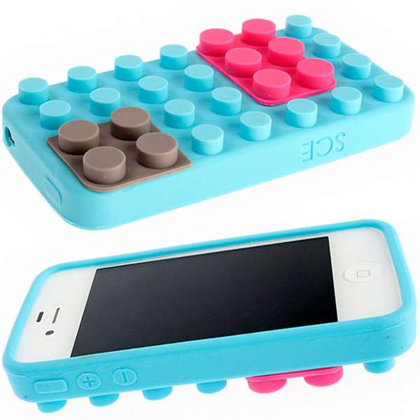 the iPhone Brick case