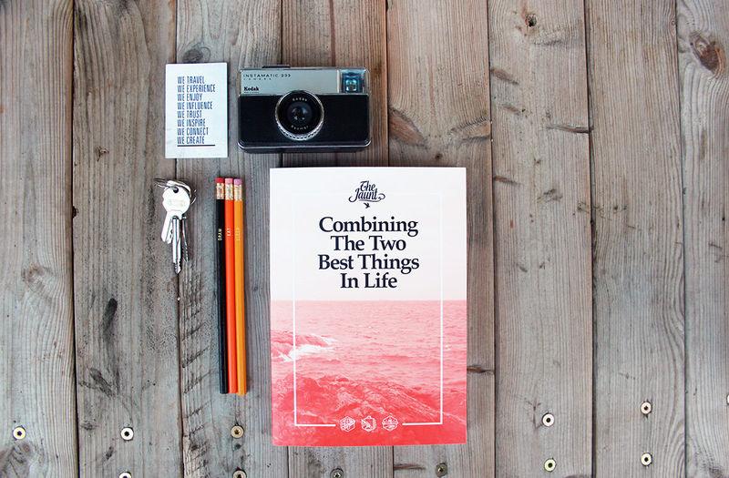 Artistic Travel Anthologies