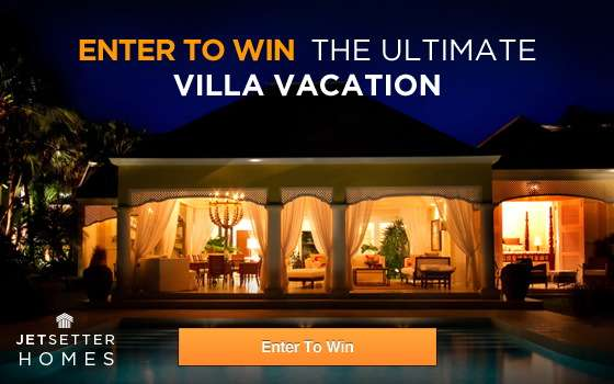 The 'Jetsetter Homes' Jamaica Giveaway