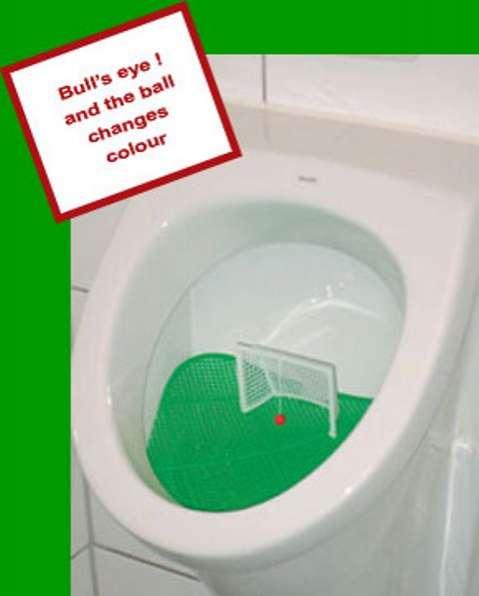 Competitive Sport Urinals