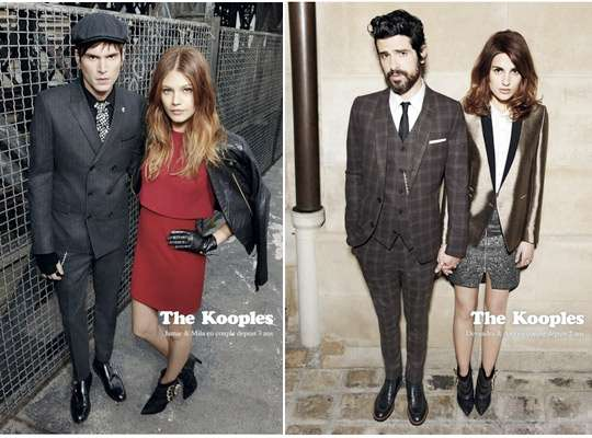 The Kooples Autumn 2012 Look Book