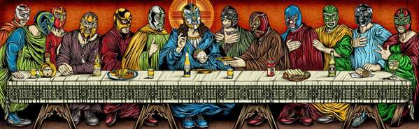 Reborn Religious Paintings
