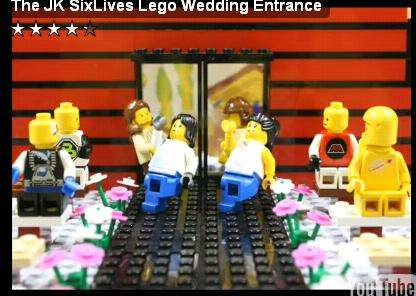 Stop-Motion Weddings