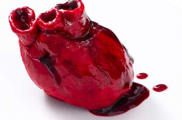 Bloody Heartbreak Baking
