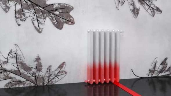 Temperature-Controlled Wall Patterns