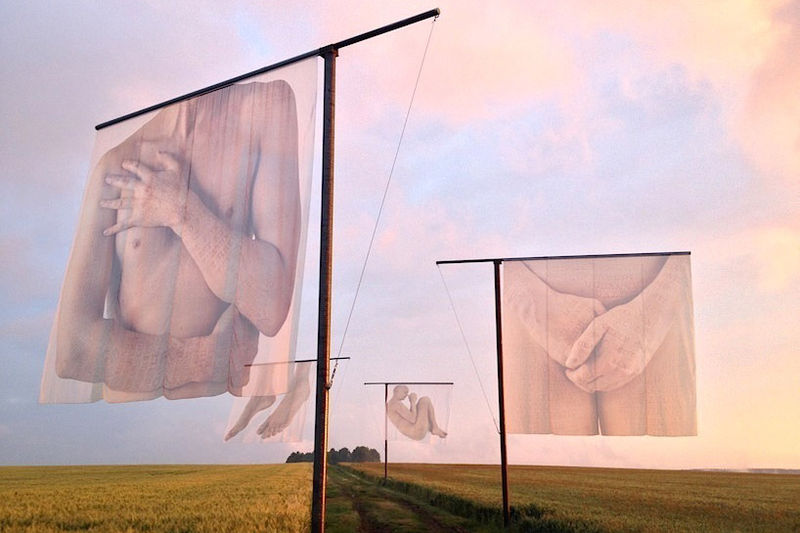 Provocative Memorial Installations