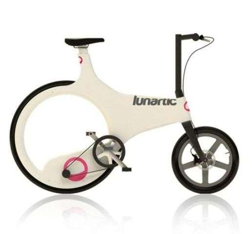 Backwards Penny-Farthing Bikes