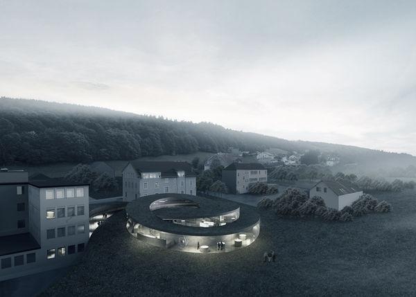 Serpentine Mountainside Museums