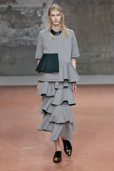 The Marni Fall 2014 Collection