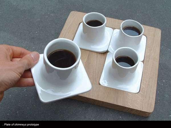 Power Plant-Inspired Mugs