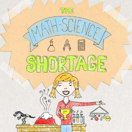 The Math-Science Shortage