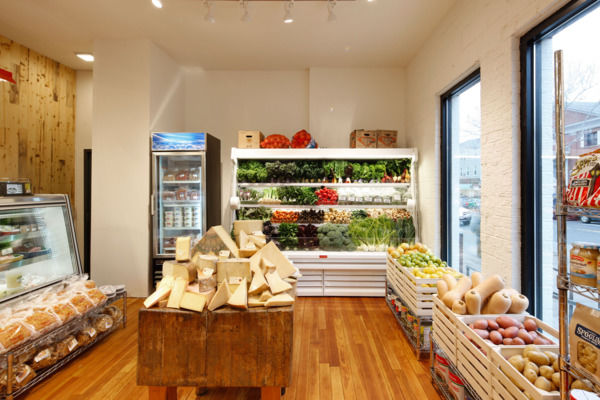 Contemporary Butcher Shops