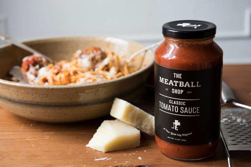 Hiply Branded Meatball Sauces