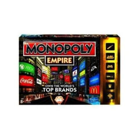 Brand Acquisition Board Games (UPDATE)