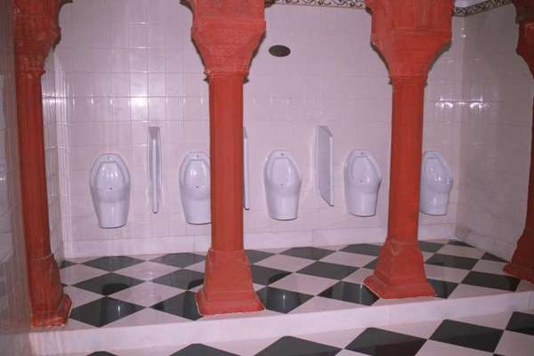 The Most Fascinating Urinals In the World