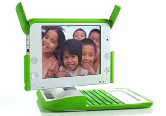 The OLPC XO