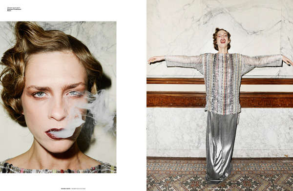Emotive Socialite Editorials