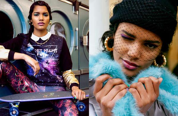 Chic Street Glamour Editorials