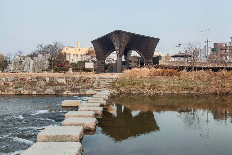 Culture-Transforming Pavilions